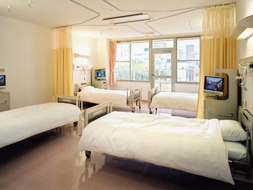 病室(一般・4床)